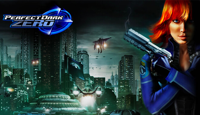 Perfect Dark Zero Video Game