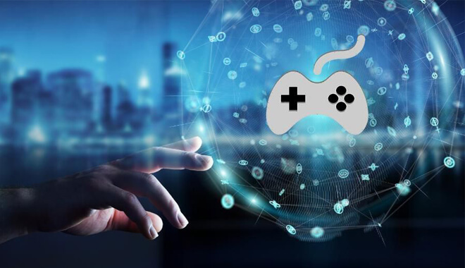 Potential of blockchains in gaming