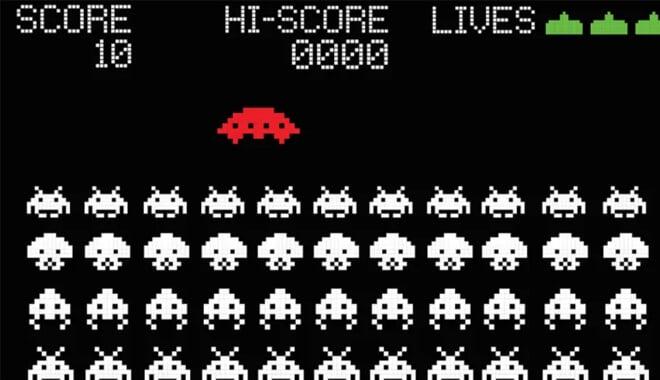 Shooting Games Space Invaders