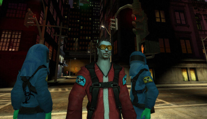 Vampire The Masquerade – Bloodlines 2004 PC