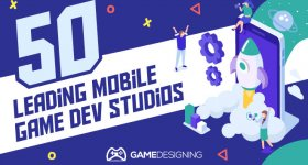 50 Leading Mobile Game Development Studios