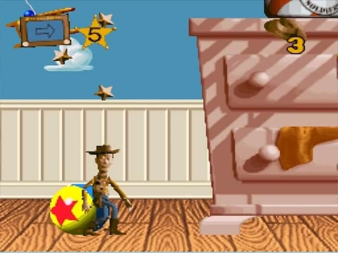 Platforming and Adventure Game