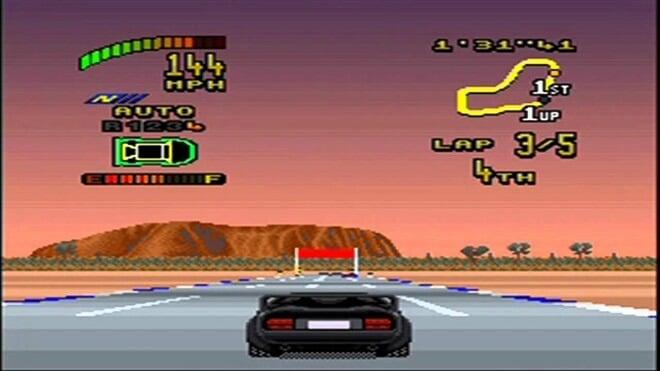 Racing Video Games