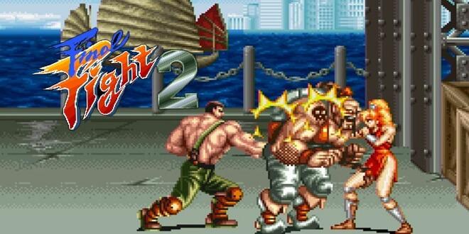 Final Fight Sequel