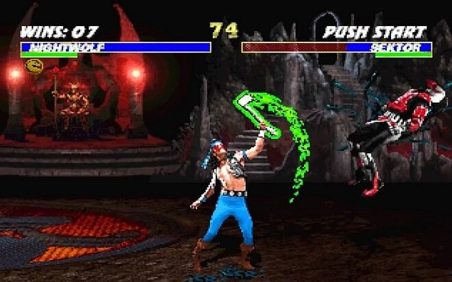 Ultimate Fight Games