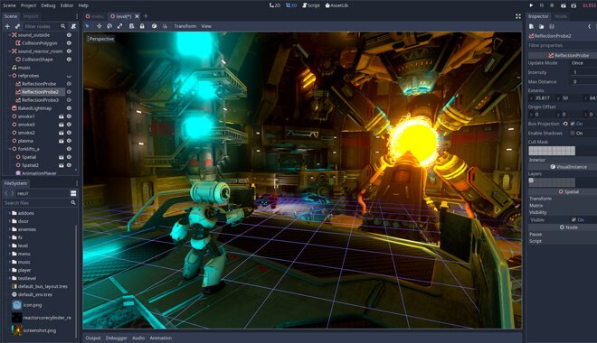 Godot Game Engine