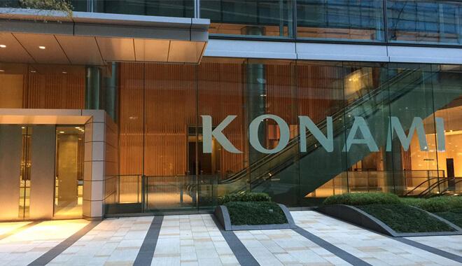 Konami Japan