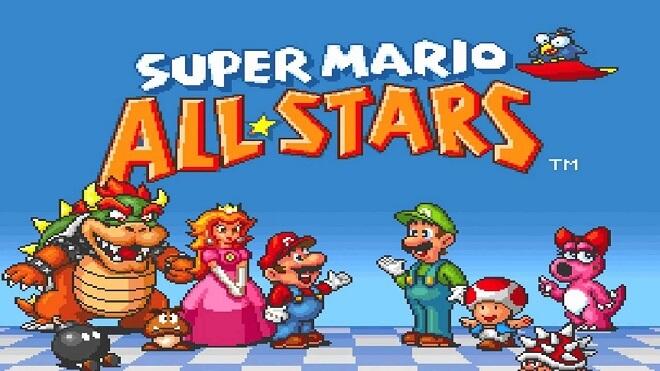 Nintendo Classics Remake
