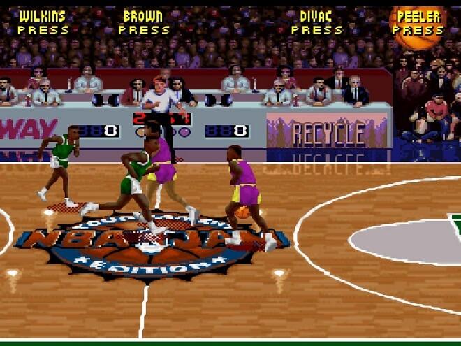 NBA Video Game