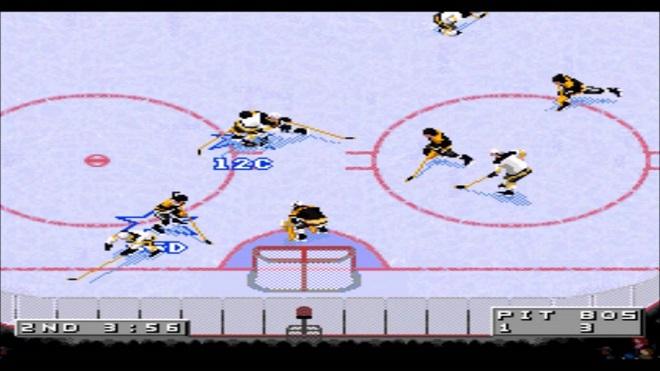 Hockey Video Games