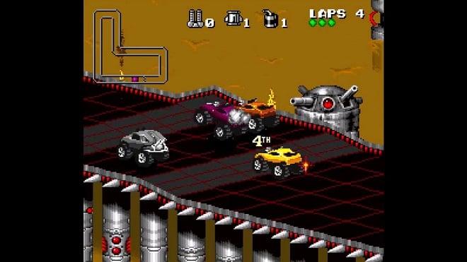Vehicular Combat Video Game