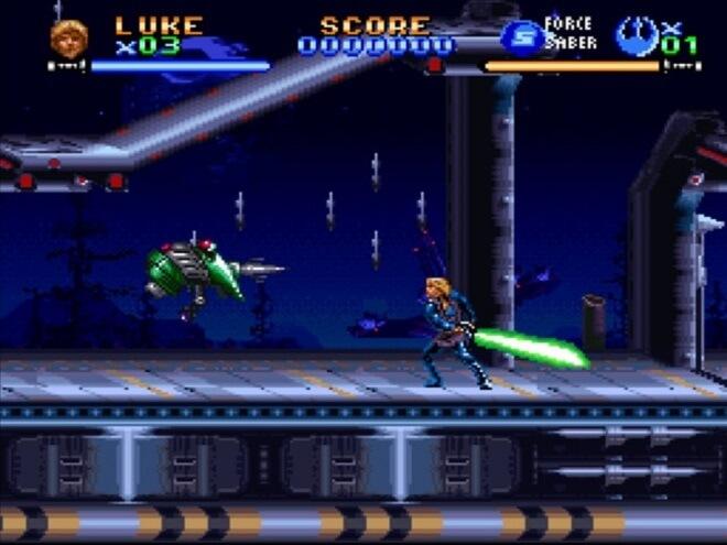 Stars Wars Game Series