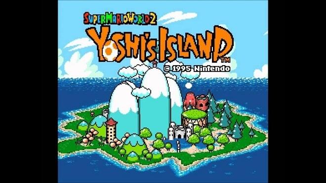 Super Mario Game Series