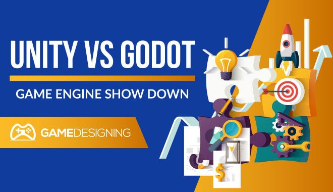 Unity vs Godot Game Engine