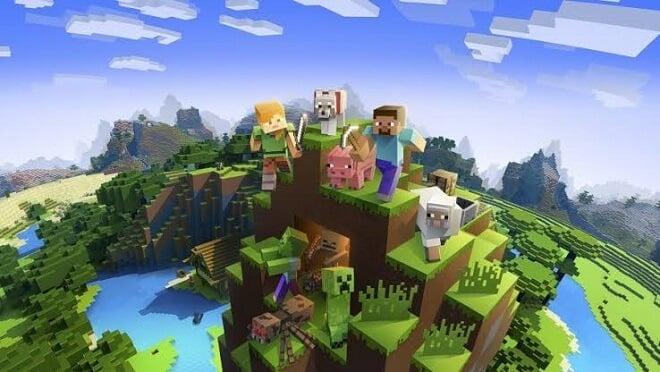 mining game adventure