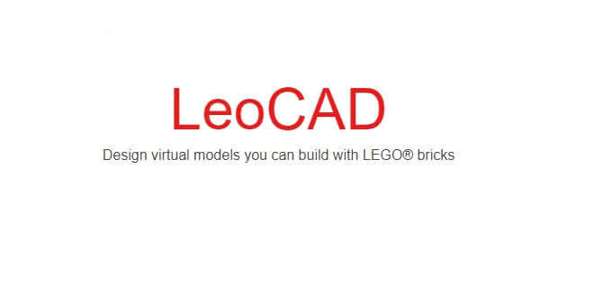 design virtual models using lego bricks