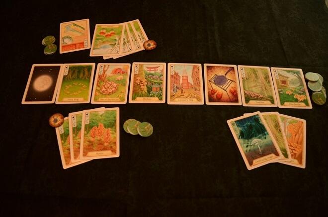 Mushroom Card Game