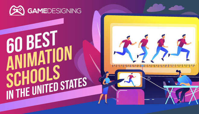 best animation schools in the us