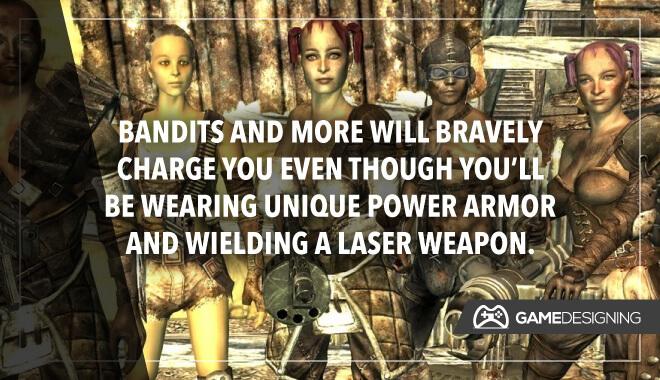Bold bandits