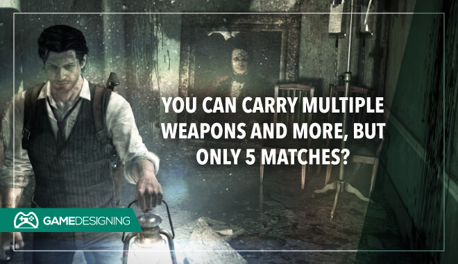 Can only carry 5 matches