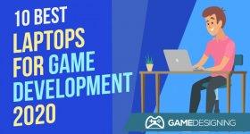 Laptop for Game Development