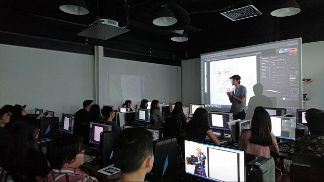 3dsense Media School - Singapore