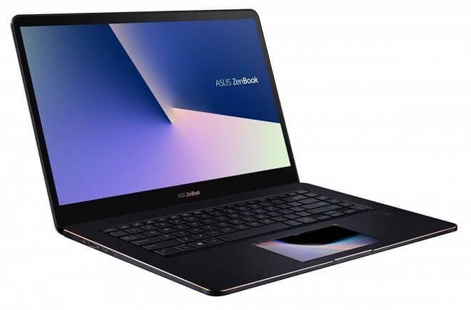 Laptop for Game Development - ASUS Zenbook