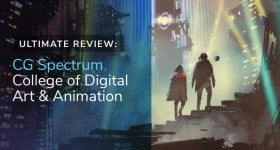 CG Spectrum Online School Review