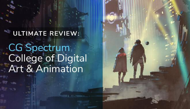 CG Spectrum Online School Review