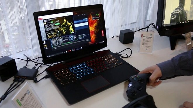 Laptop for Game Development - Lenovo Legion