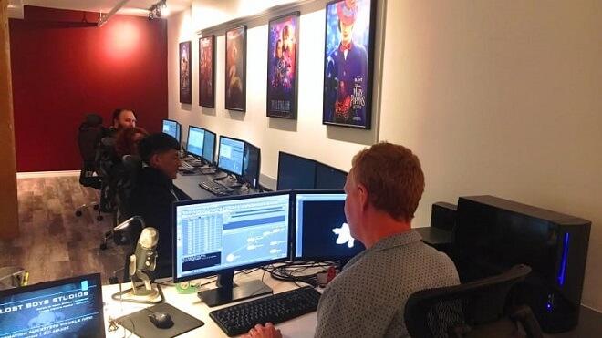 Lost Boys Studios - Canada's School of Visual Effects