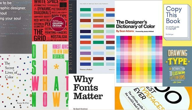 Graphic Design Books for Designers - 1