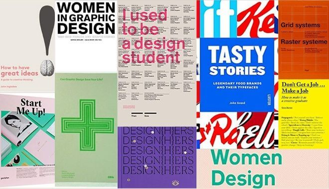 Graphic Design Books for Designers - 2