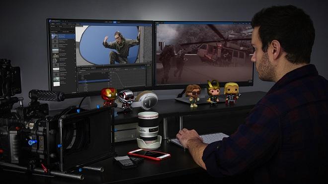 VFX Editor