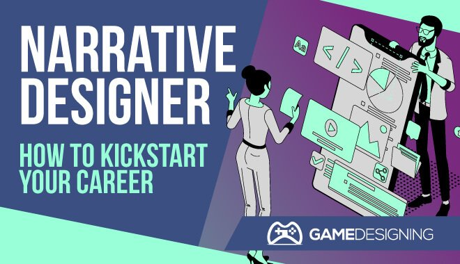How to Become a Video Game Writer
