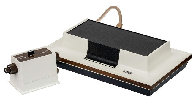 First Game Console