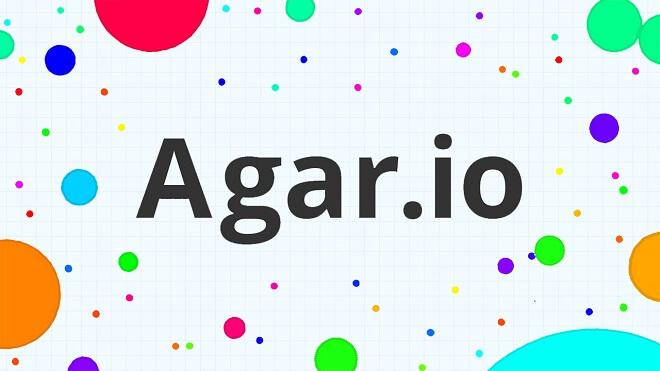 io Game - Agar.io