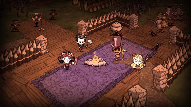 Don't Starve - indie games