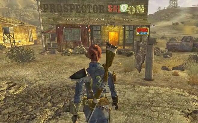 Fallout: New Vegas - cheap game