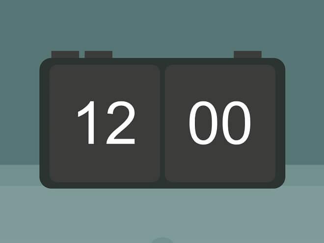 JavaScript Project - Clock