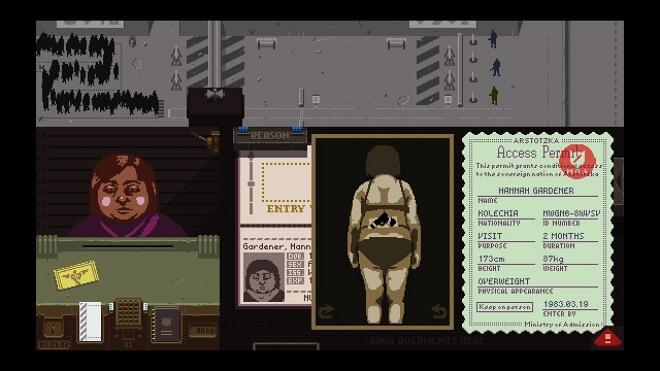 Papers, Please - indie games