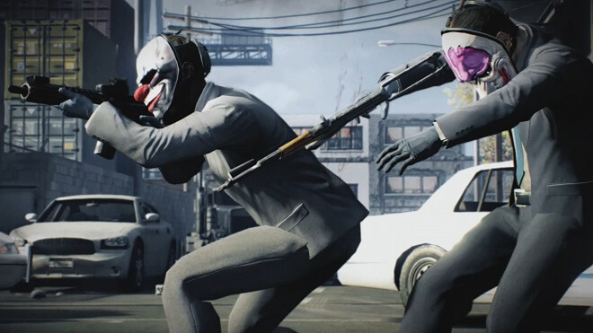 Payday 2 - cheap game