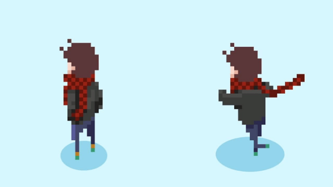 Animating with sprites