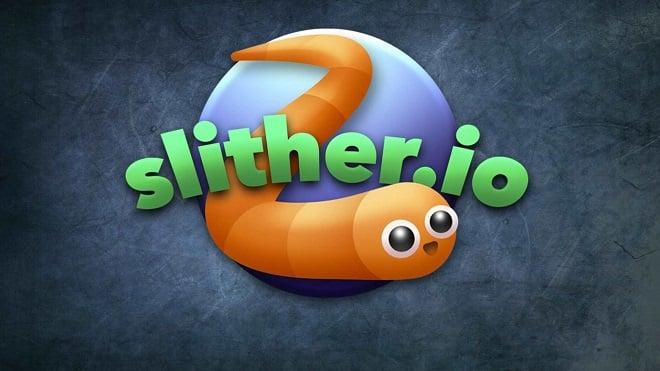 io Game - Slither.io