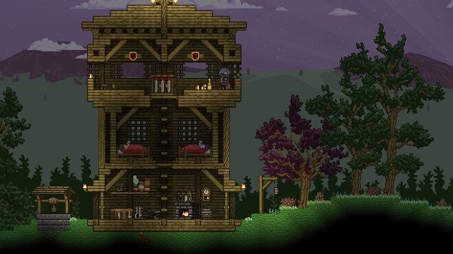 Starbound - indie games