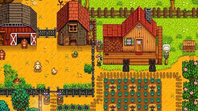 Stardew Valley - indie games