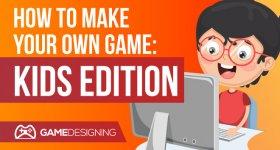 Video Game Development for Kids
