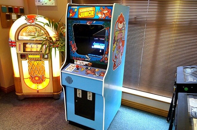 Arcade - Donkey Kong