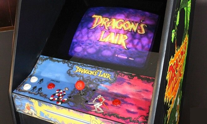 Arcade - Dragon's Lair