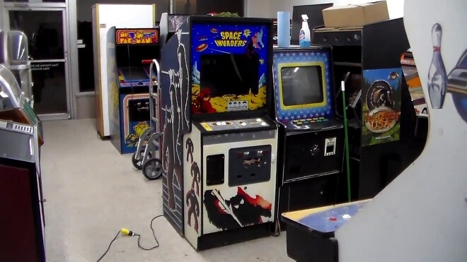 Arcade - Space Invaders